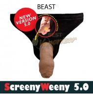 Screeny Weeny Beast версия 5.0. - фальш пенис + синтетическая моча